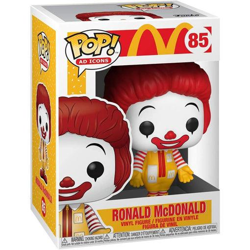 POP Ad Icons: McDonalds - Ronald McDonald